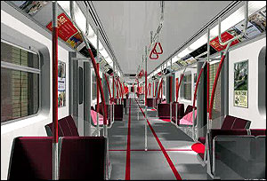 The Toronto Rocket Trains T35a08 Transit Toronto Content