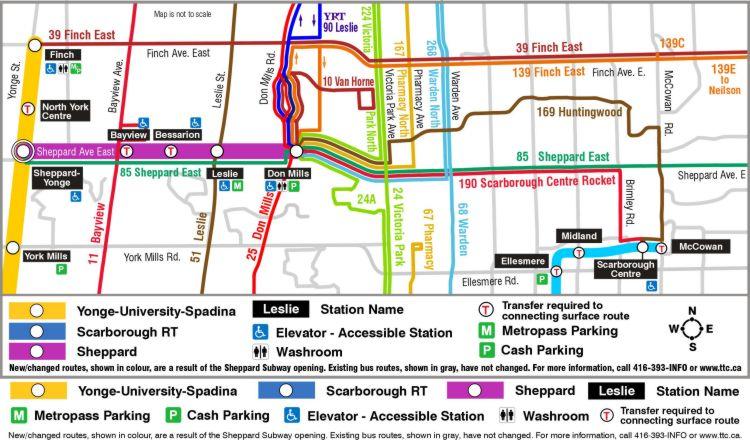 Toronto Subway Map Pdf.Other Ttc Related Maps Transit Toronto Content