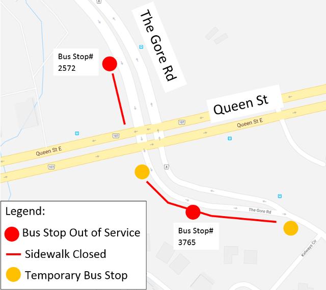 50 Gore Road, 31 McVean Temporary Bus Stop.png