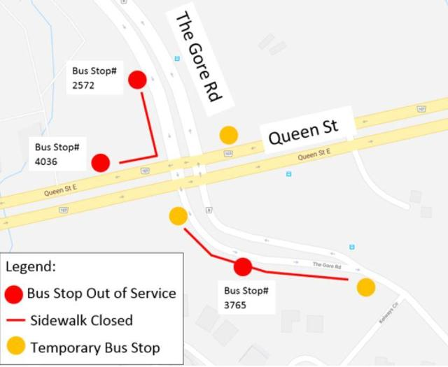 Temp Bus Stops Gore Road Construction.JPG