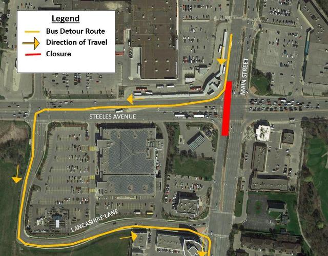 Brampton Gateway Terminal Detour May 23.JPG