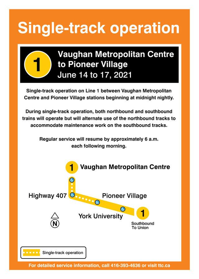 2021 - 06-14 - Vaughan Centre to Pioneer Village.jpg