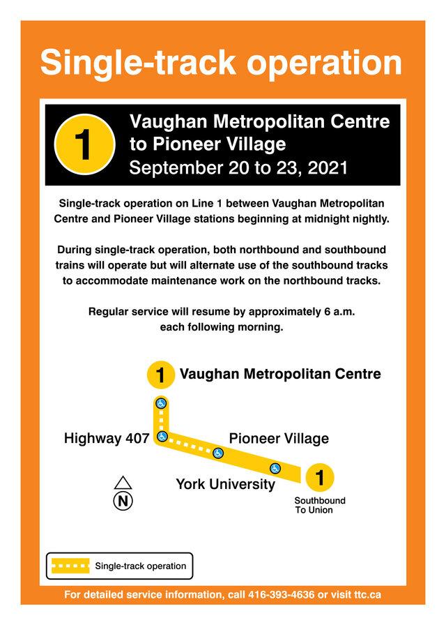 2021 - 09-20 - Vaughan Metropolitan Centre to Pioneer Village.jpg