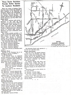 15 Brimley preview, April 1956