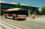 41 Keele Bus at York University