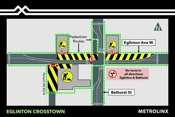 2019 - 01-20 - Forest Hill - traffic lane reconfiguration.jpg