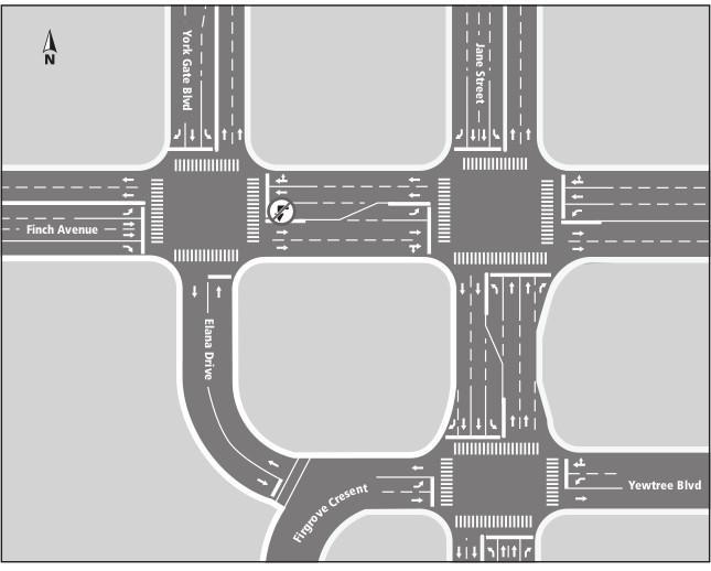 2019 - 06-10 - Elana - York Gate turn restrictions.jpg