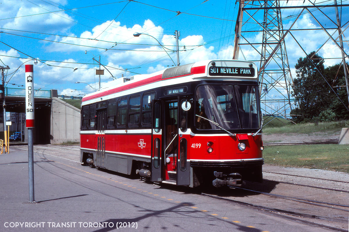 Ttc Increasing Streetcar Service Along 501 Queen Route