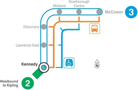 No Line 3 Scarborough Service August 17 Transit Toronto