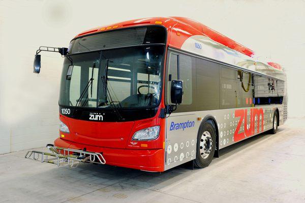 Ready To Z 252 M Brampton Transit Revises Routes And