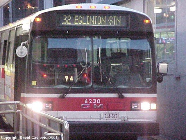 gm bus