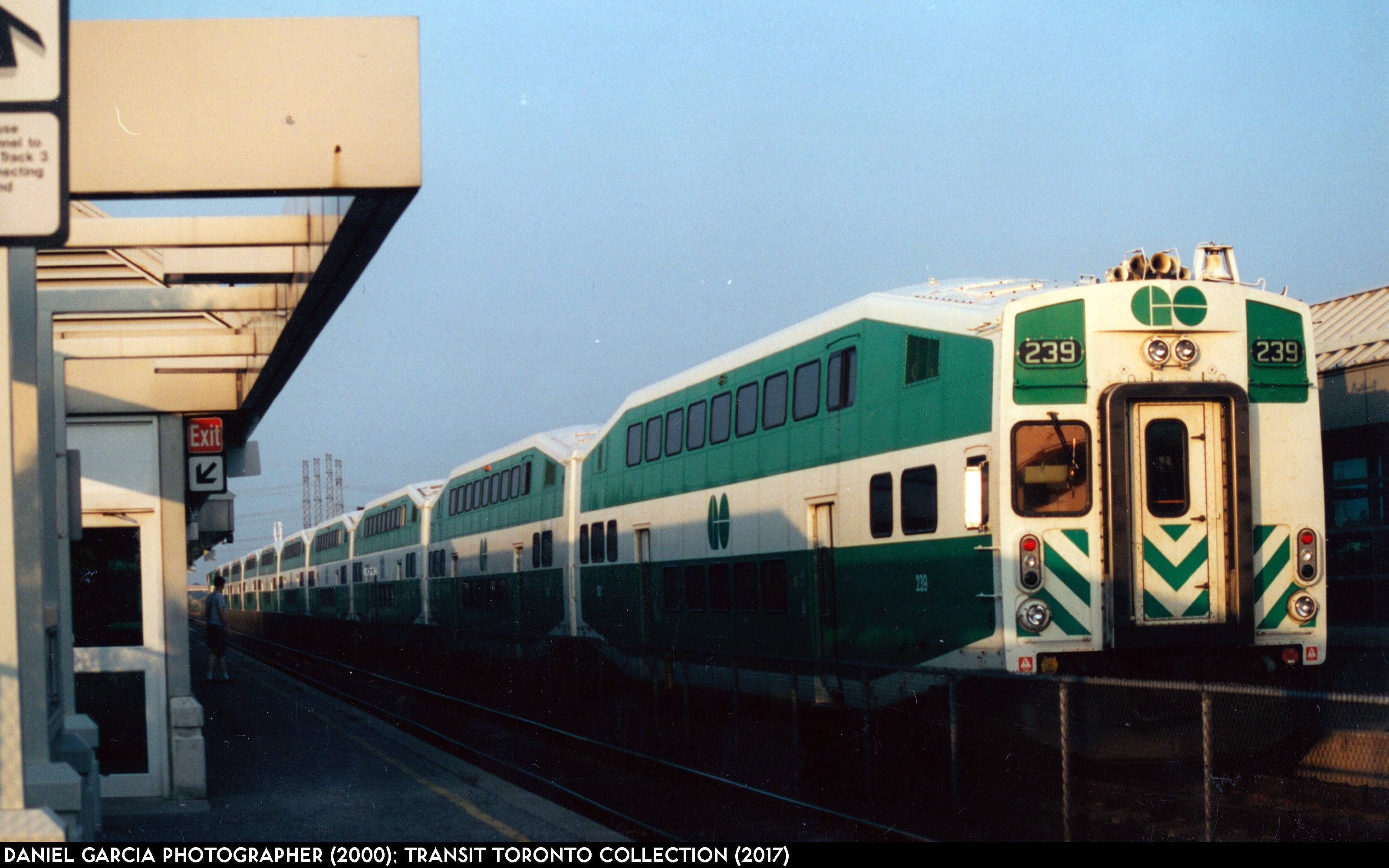 GO Transit's Lakeshore Line - Transit Toronto - Content