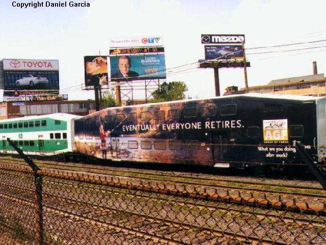 The Bi Level Coaches 1977 Transit Toronto Content