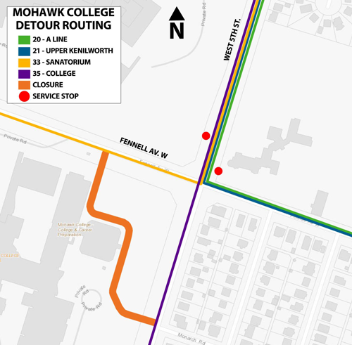 hsr-detour-map-mohawk-college-terminal-maintenance-may2 (2).png