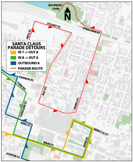 hsr-detour-map-routes678-hamilton-santa-parade.png