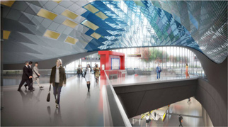 See The Final Plans For Future Vaughan Centre Station