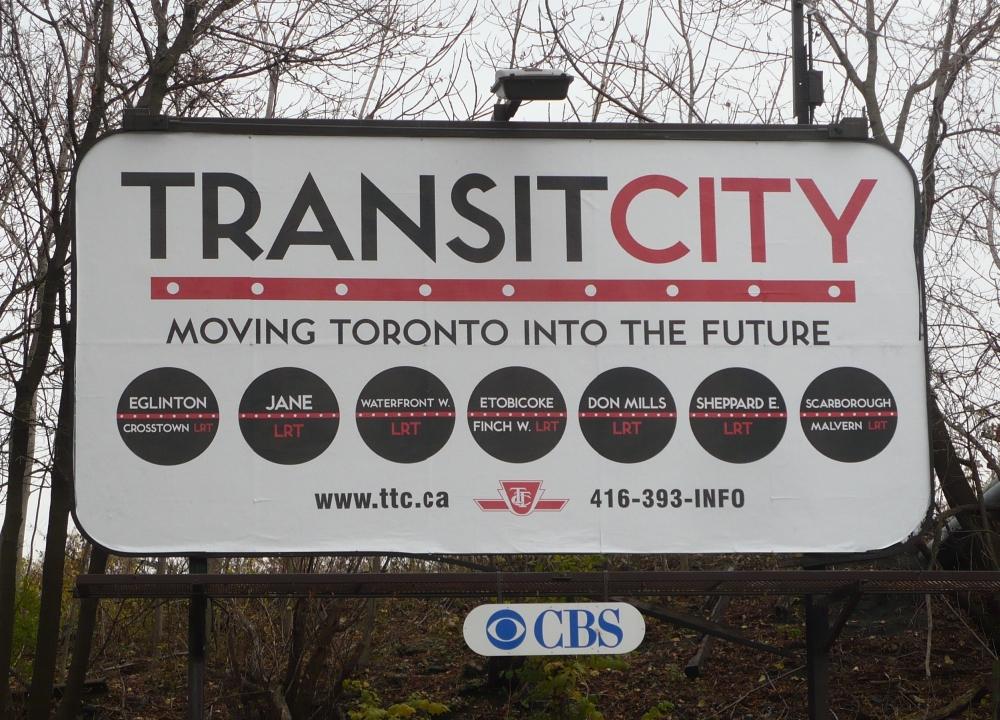 Toronto S Transit City Lrt Plan Transit Toronto Content