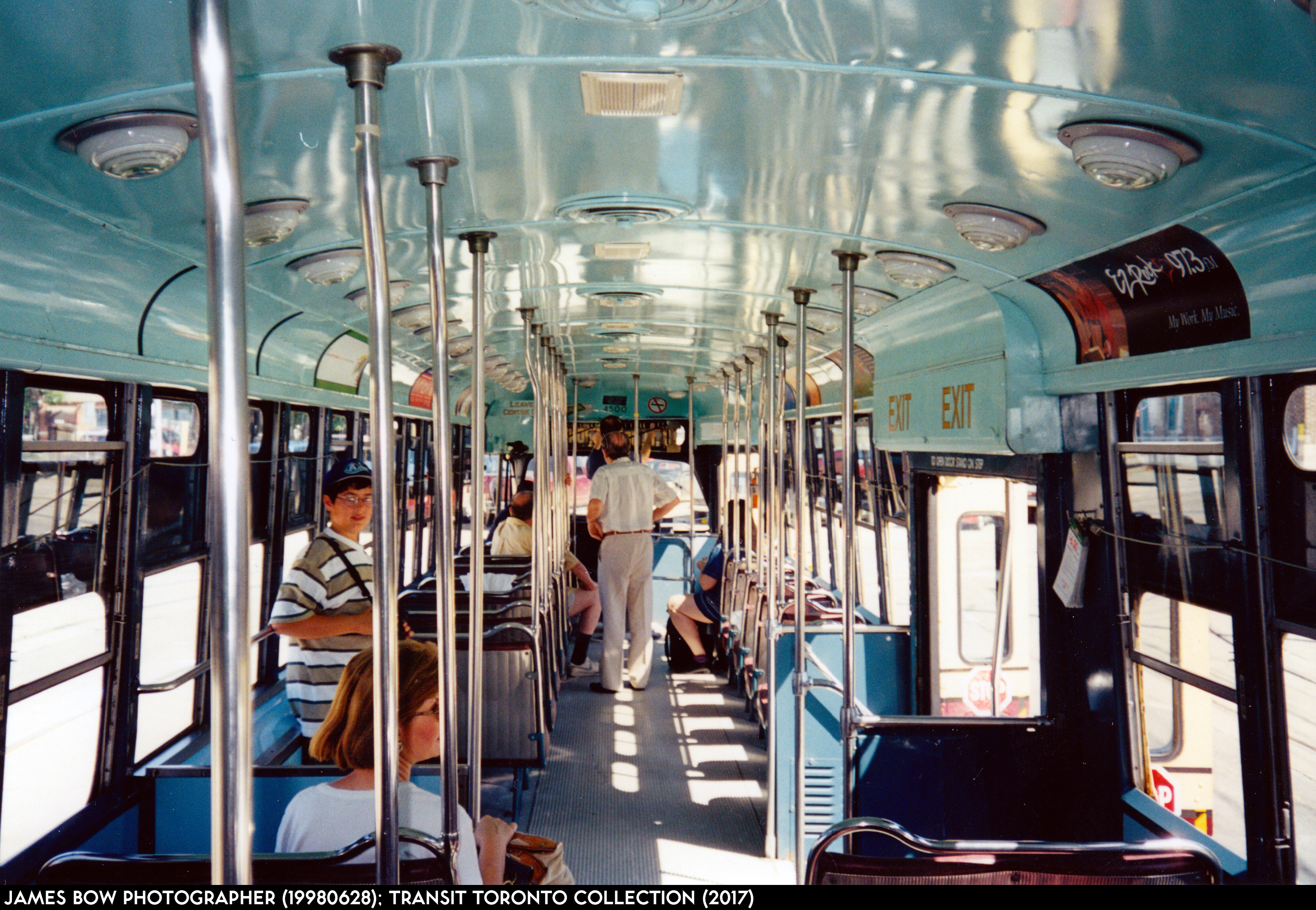 a history of toronto 39 s presidents 39 conference committee cars the pccs transit toronto content. Black Bedroom Furniture Sets. Home Design Ideas