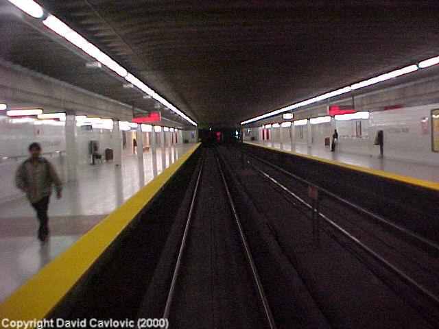 An Essay On Original Subway Station Design Transit
