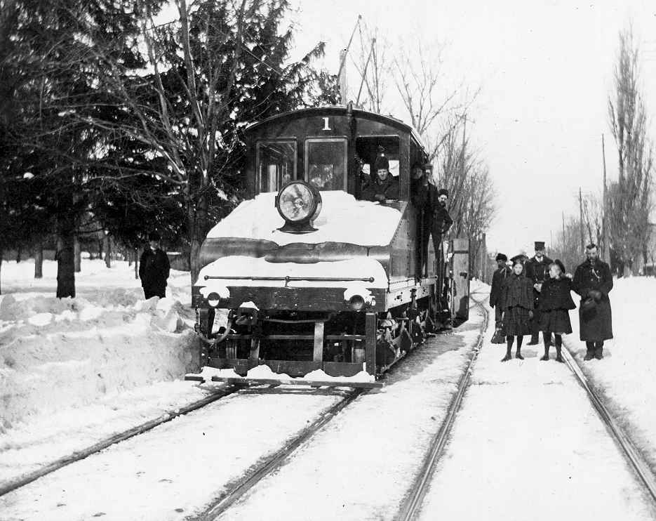 A History Of Interurban Service On Yonge Street Transit