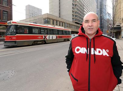 George Smitherman and the TTC