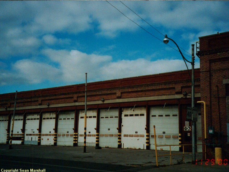 Lansdowne Carhouse Amp Garage Transit Toronto Content