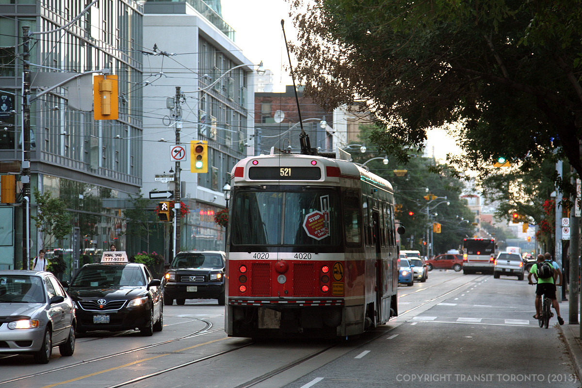 how to get to exhibition place by ttc