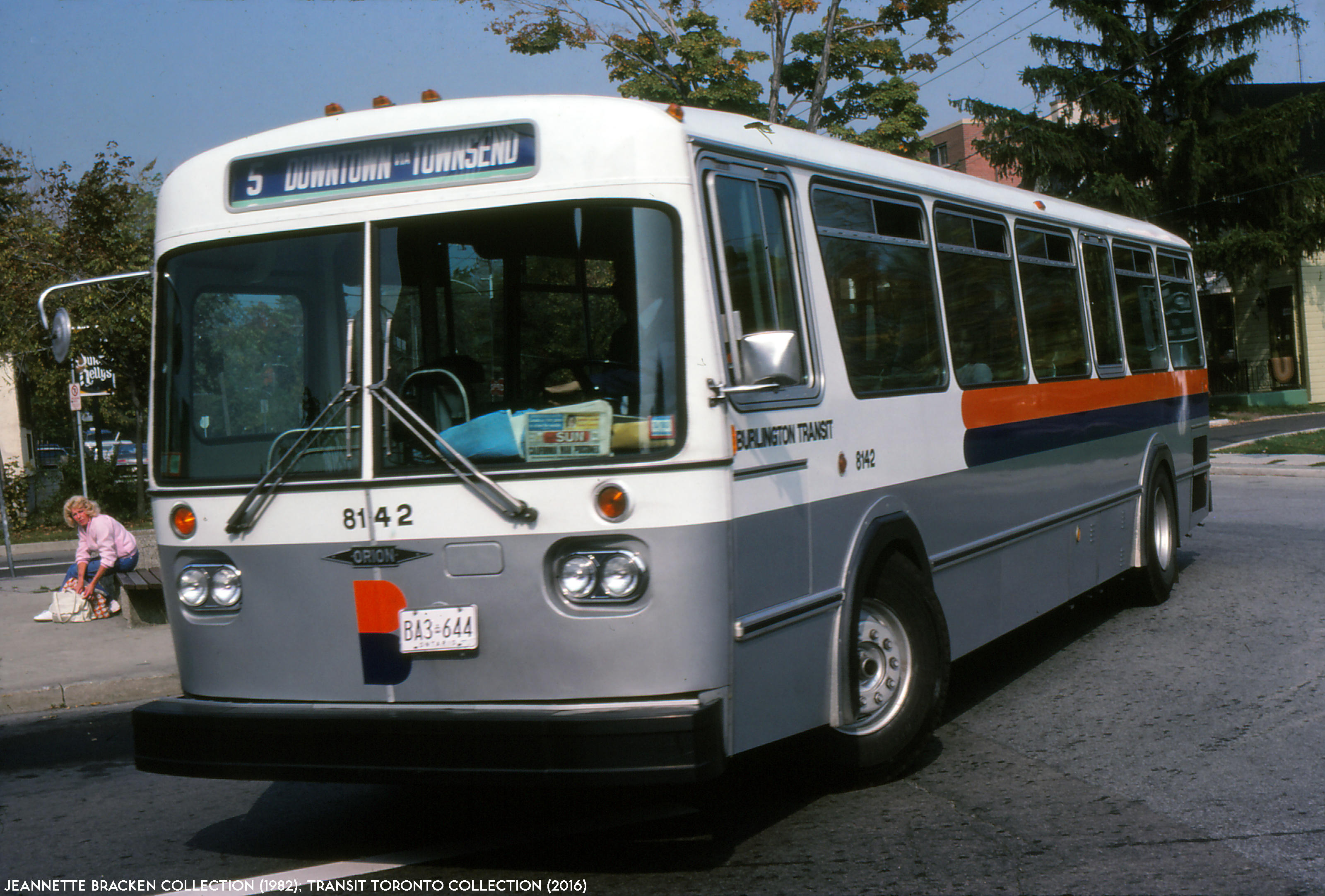 The Toronto Regional Transit Photo Gallery Transit