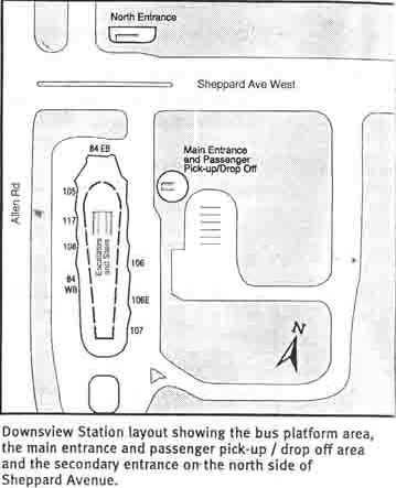 Downsview station 1996