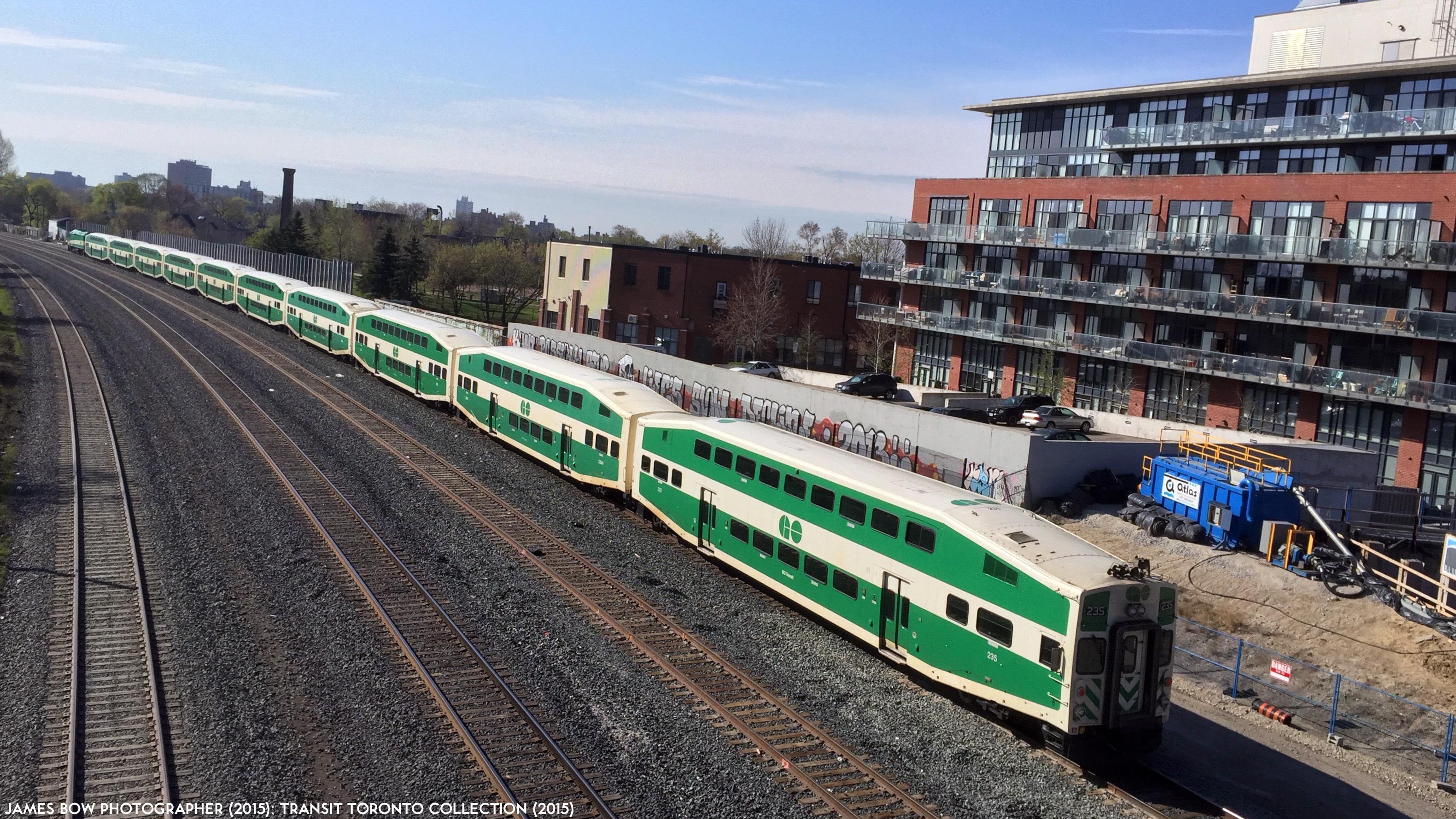 Via Train To Kitchener From Toronto