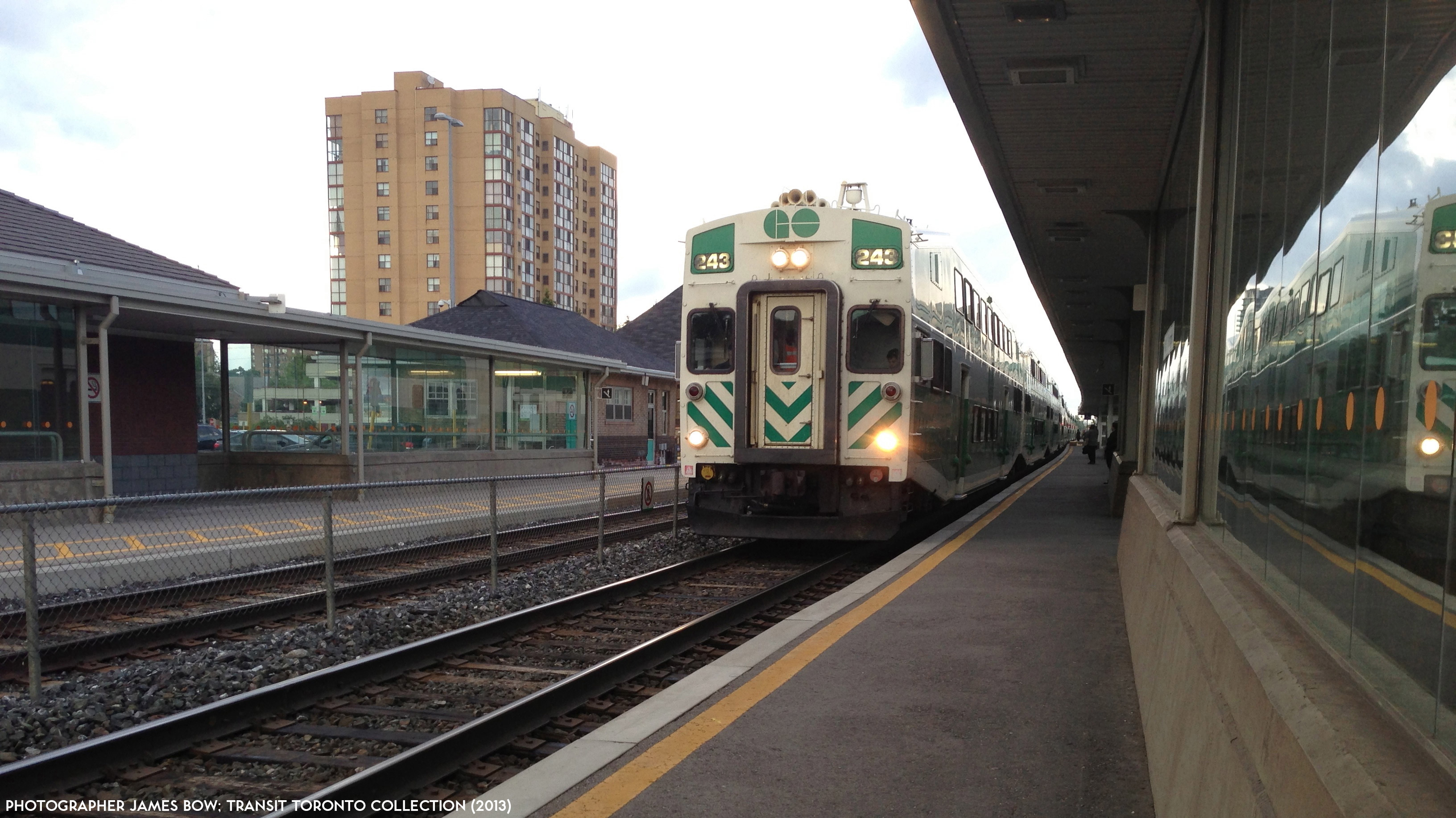 Go Train To Kitchener From Toronto