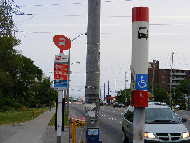 A History Of Toronto S Transit Stops Transit Toronto