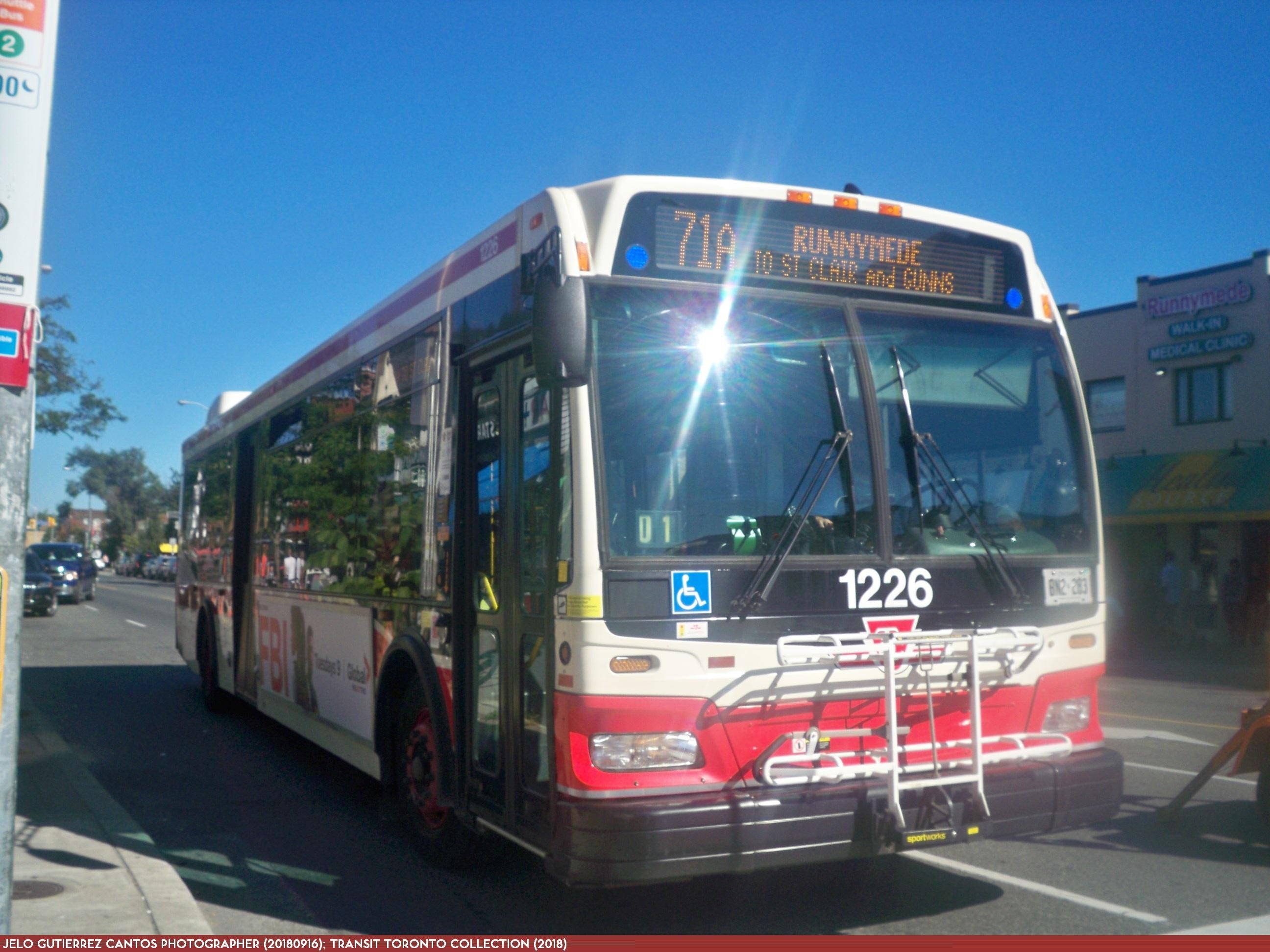 TTC 1226 rt 71A