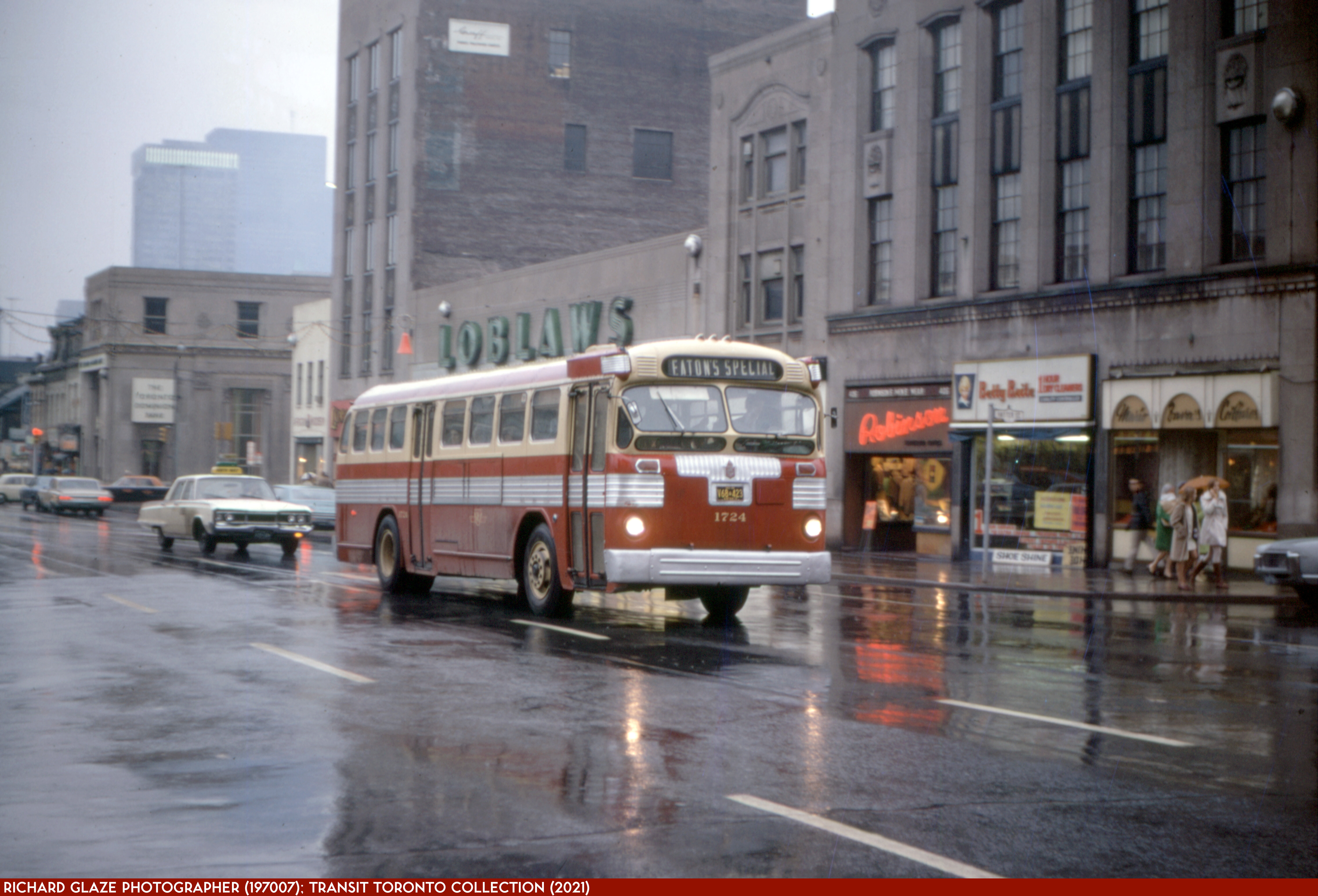 19690700 - Eaton's Special - 1724 NB at McGill