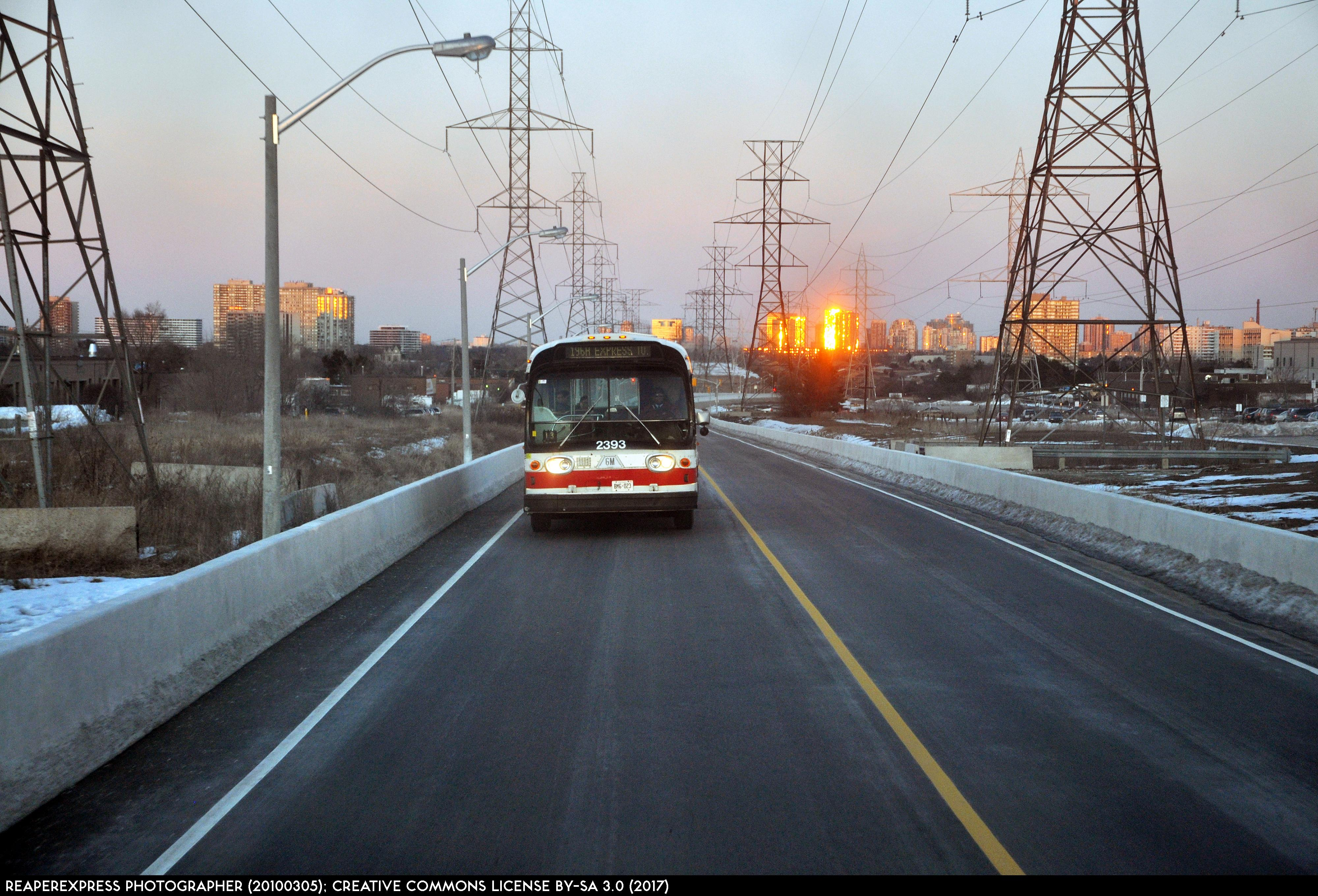 York University Busway 20100305
