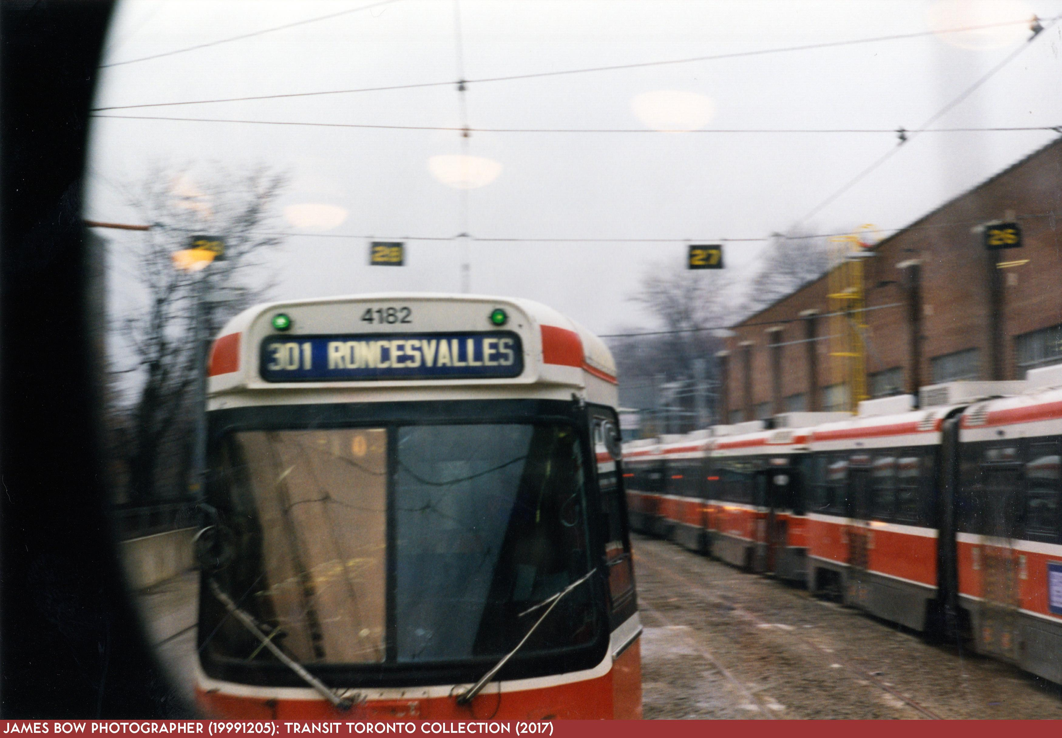 Roncesvalles Carhouse 19991205-3