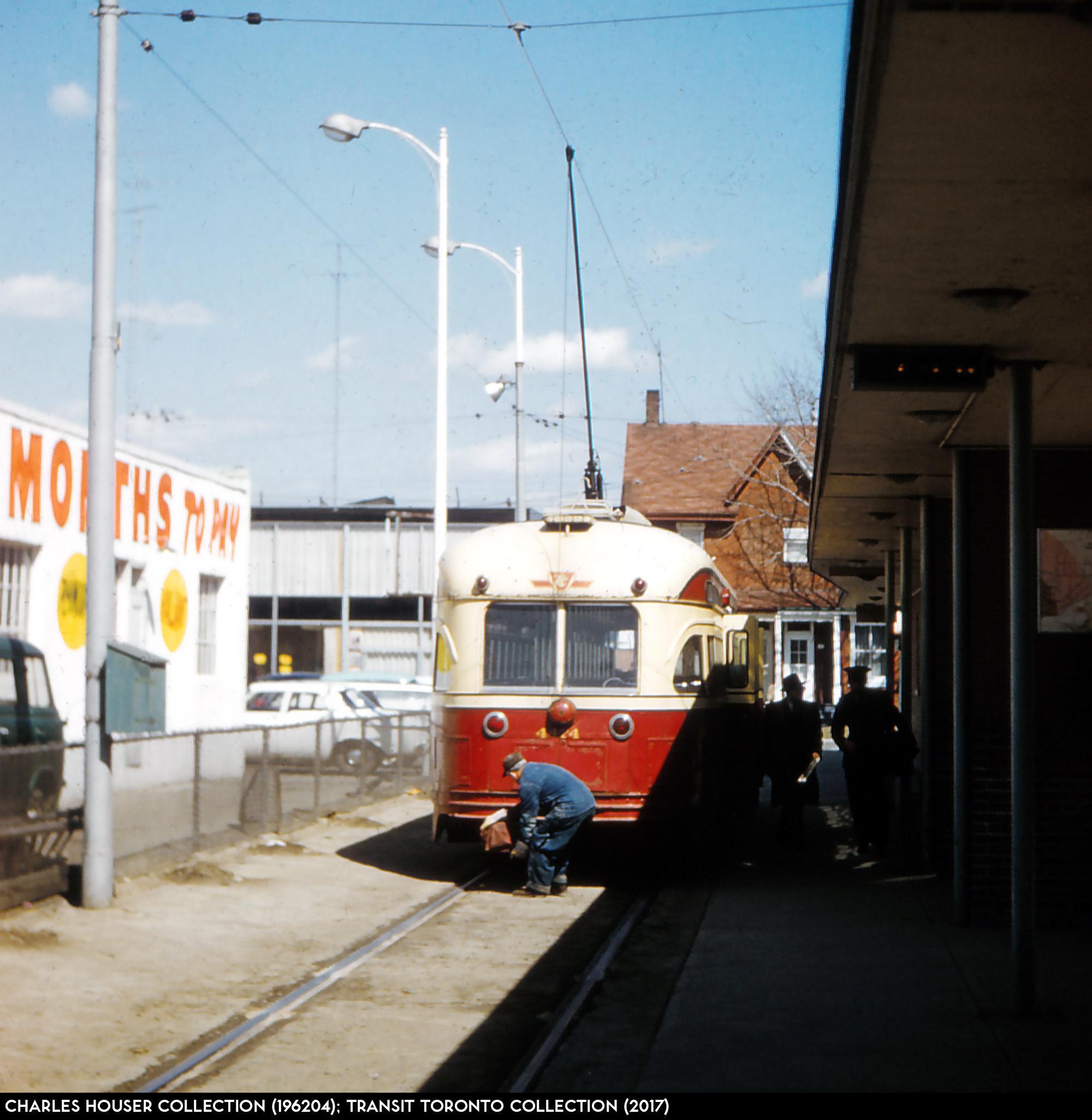 Bloor Streetcar 0032