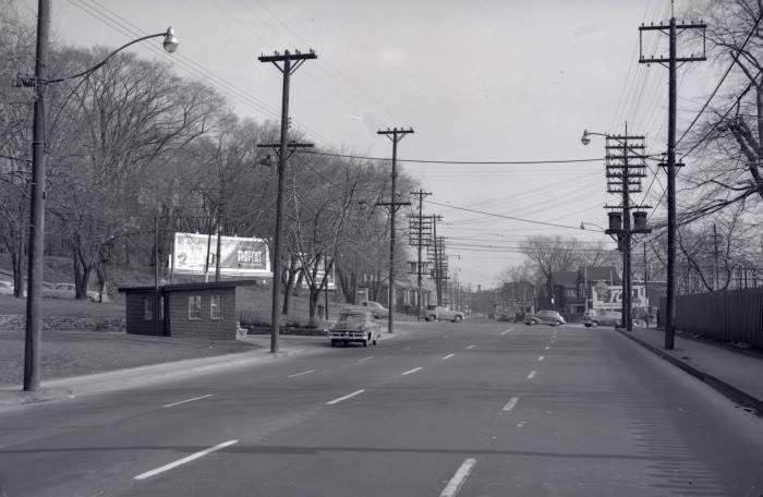 TTC 0000 24 Davenport Loop 1953