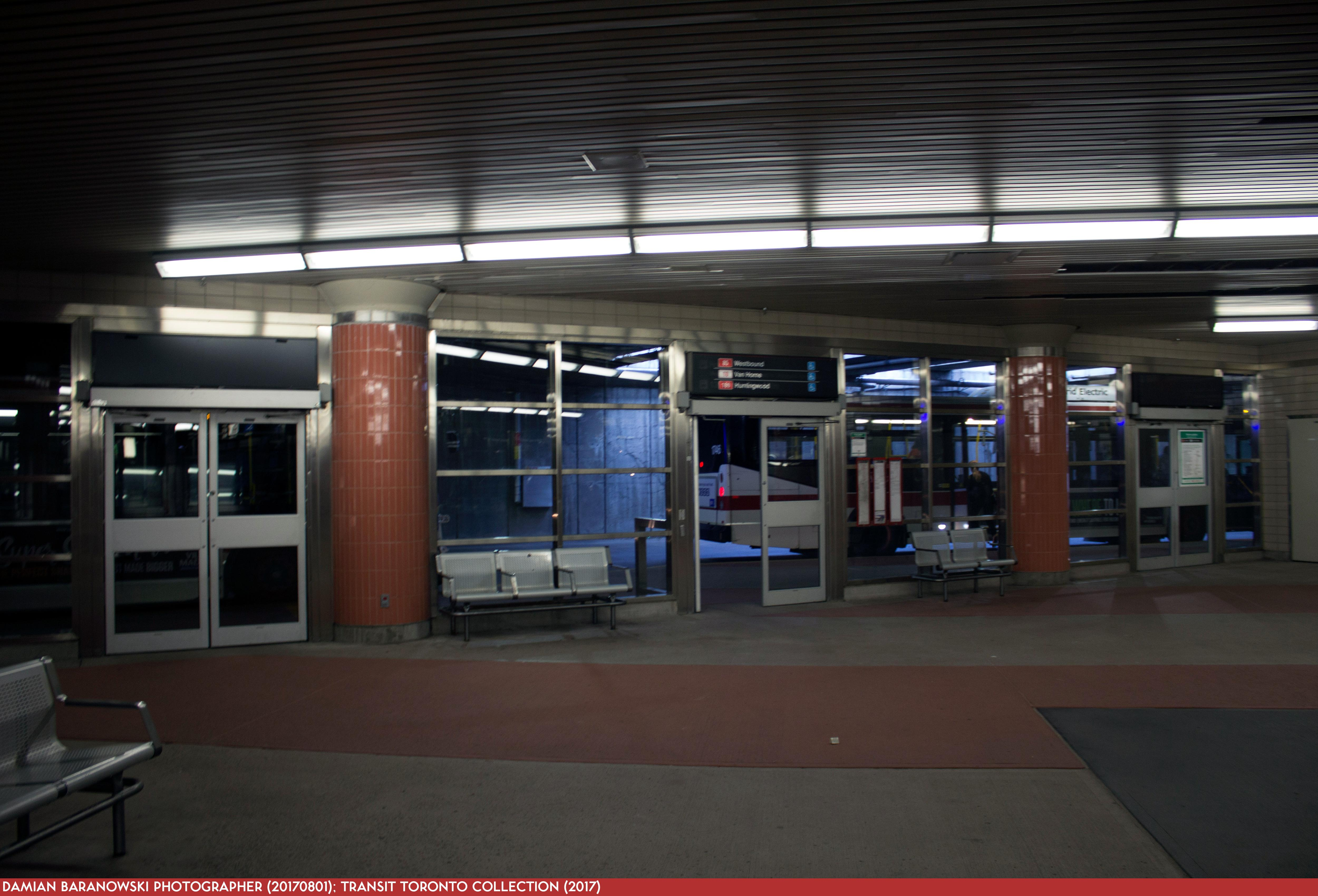 Sheppard Subway 04 Don Mills 20170801-Bus Terminal North
