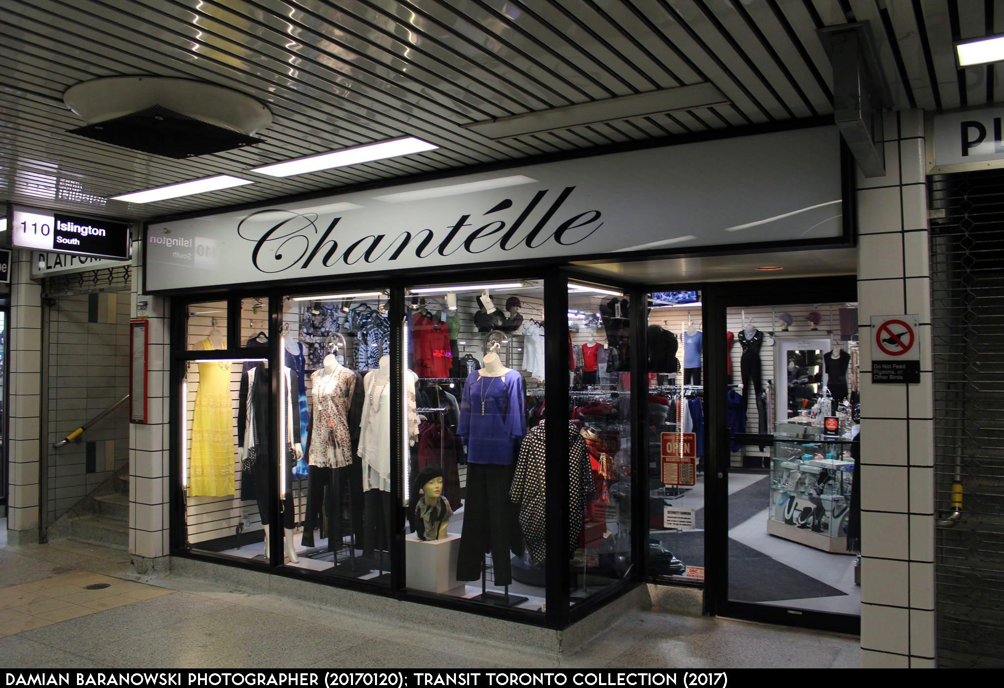 Danforth clothing stores