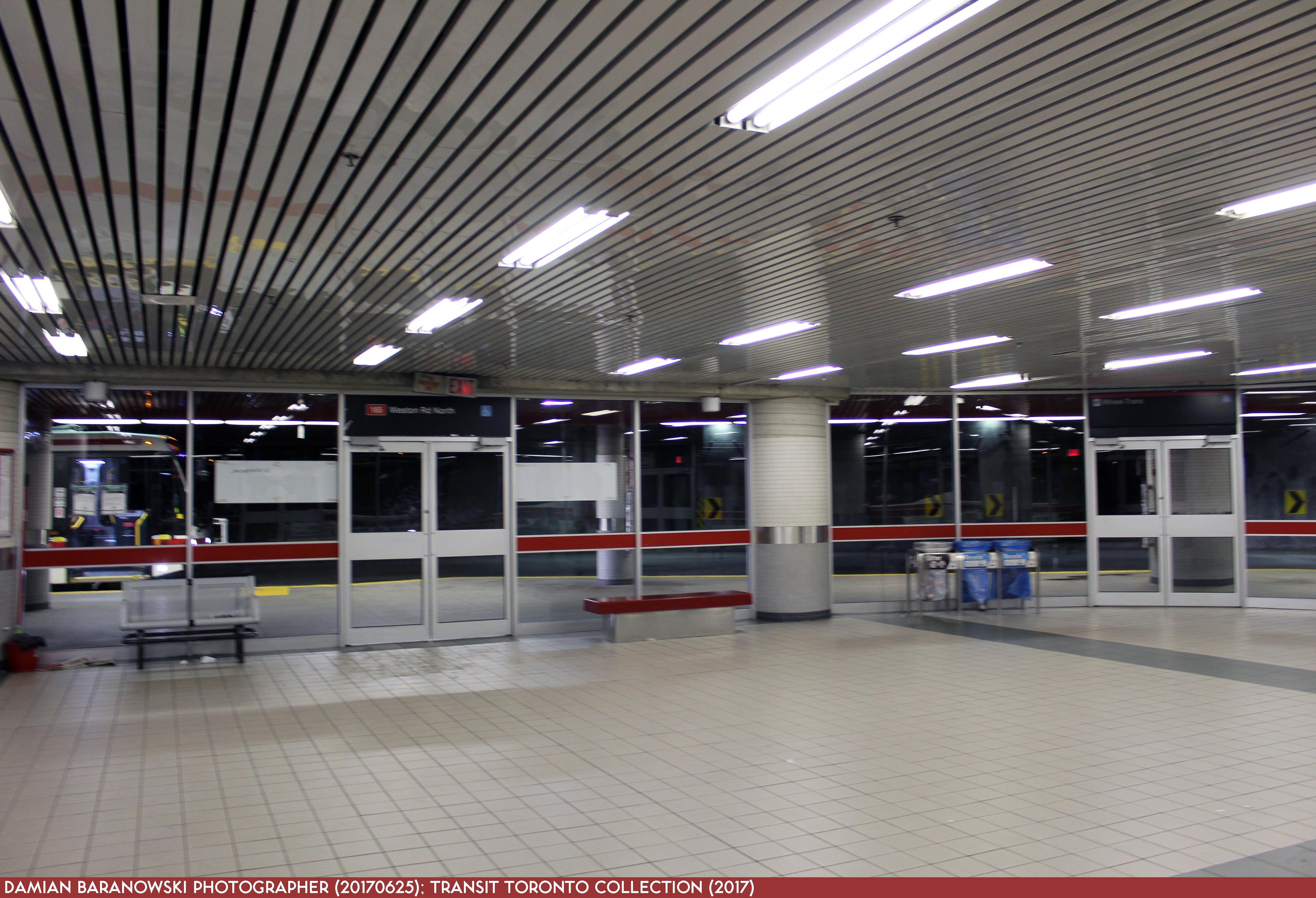 York Mills Transit Toronto Subway Station Database