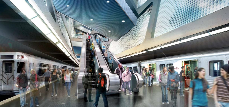 a subway to york university and beyond transit toronto. Black Bedroom Furniture Sets. Home Design Ideas