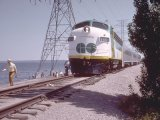 GO unit 9861 at Burlington Beach