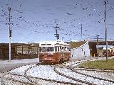 PCC passes through Humber Loop in the 1960s